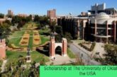 Scholarship at The University of Oklahoma in the USA: (Deadline	1 February 2021)
