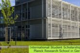 International Student Scholarship in Germany: (Deadline 1 April 2021)
