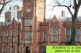 Scholarship at Queen's University in the UK: (Deadline 30 June 2021)