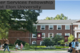 Career Services Fellowship at Elon University: (Deadline 1 March 2021)