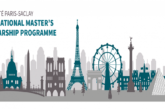 Université Paris-Saclay International Master's Scholarships: (Deadline: 16 May 2021)