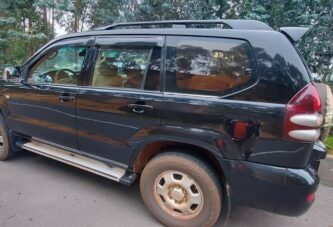 Car for sale, Toyota Land cruiser Prado, Price:15M