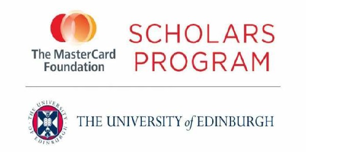 Mastercard Foundation Scholars Program 2021/2022 for Online Masters Study at the University of Edinburgh: (Deadline 15 March 2021)