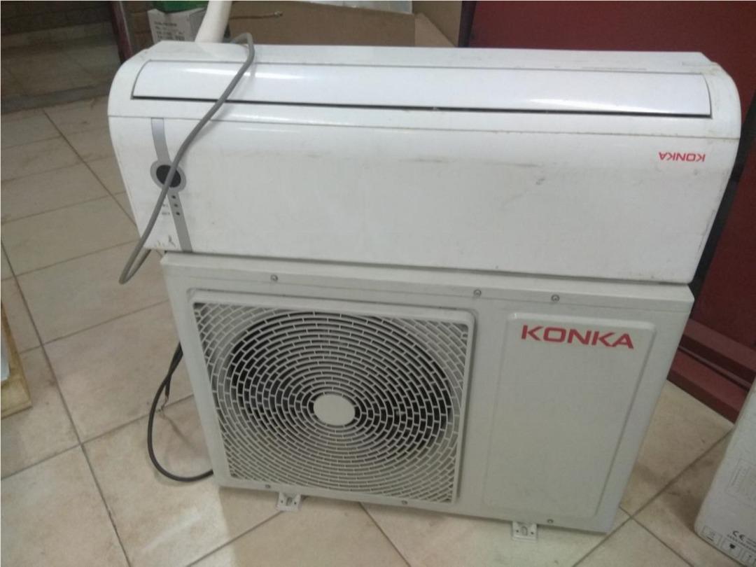 Konka Air Conditioner, Price: 1,000,000 Rwf