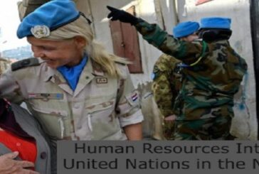 Human Resources Internship in United Nations in the Netherlands: (Deadline 8 March 2022)