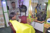 Salon de coiffure mixte ikorera imisatsi abagabo n'abagore iri mu Gatsata igurishwa 4,800,000Frw