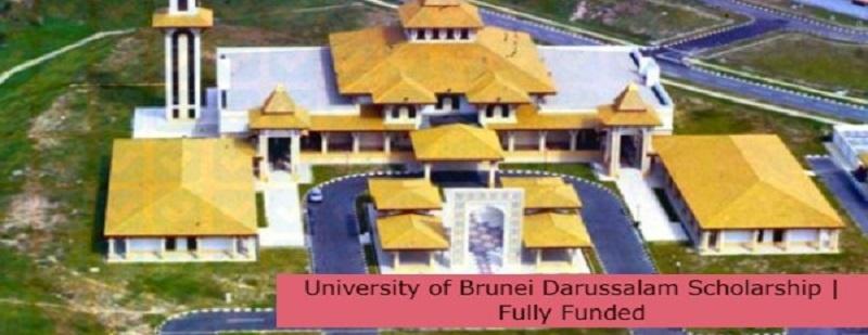 University of Brunei Darussalam Scholarship | Fully Funded: (Deadline 31 July 2021)