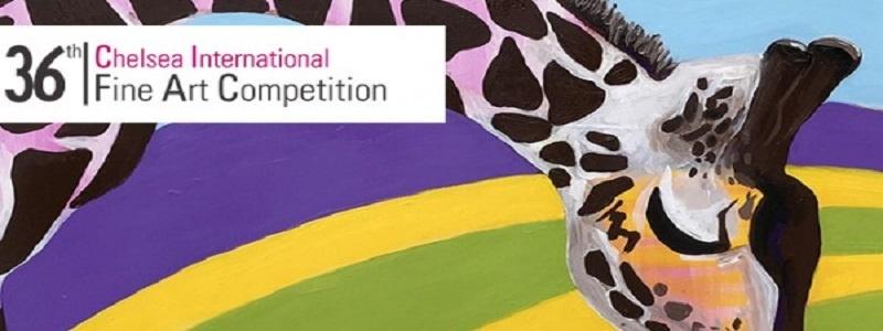 36th Chelsea International Fine Art Competition 2021: (Deadline3 August 2021)