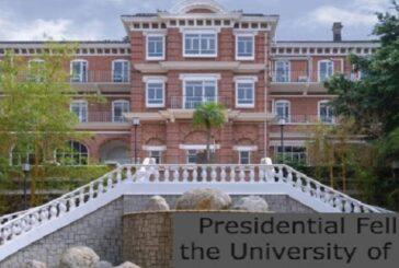 Presidential Fellowship at the University of Hong Kong: (Deadline 30 June 2021)