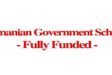 2021 Romanian Government Scholarships – Fully Funded: (Deadline Ongoing)