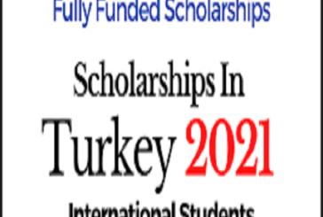 Fully Funded Scholarship in Turkey - OYA Opportunities ( Deadline : 30 June 2021)