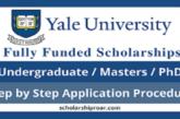 Fully Funded Scholarship in the USA (Deadline : ( 30 June 2021)