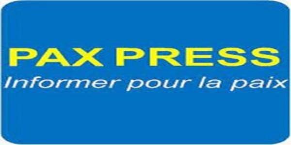 3 Positions at PAX PRESS: (Deadline 18 June 2021)