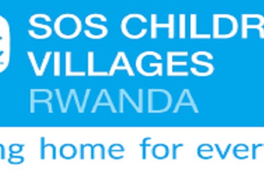 Amatangazo 2 y'akazi muri SOS CHILDREN'S VILLAGES RWANDA:( Deadline 21June 2021)