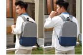Unisex Laptop Backpack / Casual Backpack / School Backpack - Kenpite : Price : 15,000Frw