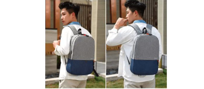 Unisex Laptop Backpack / Casual Backpack / School Backpack – Kenpite : Price : 15,000Frw