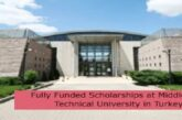 Fully Funded Scholarships at Middle East Technical University in Turkey: (Deadline 31 August2021)