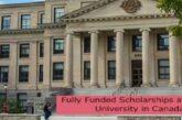 Fully Funded Scholarships at Ottawa University in Canada: (Deadline 1 October2021)