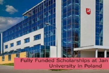 Fully Funded Scholarships in Poland: (Deadline 31 August 2021)