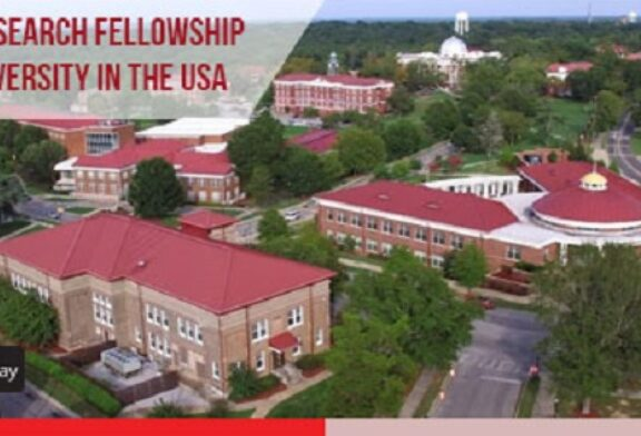 Research Fellowship at Tuskegee University: (Deadline21 September 2021)
