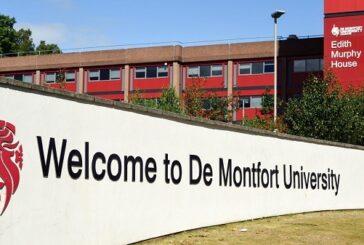 De Montfort University UK 2021 DEarly Payment Scholarships for International Students