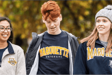 Bachelor's Degree scholarships at Marquette University US 2021 Père Marquette Awards for all nationalities