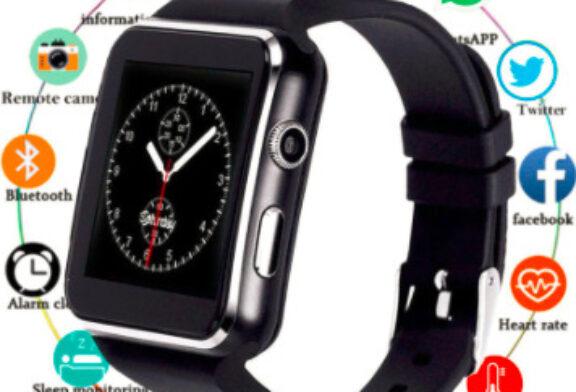 Iyi saha bayita X7 smart watch tuyigurisha 26,000frw