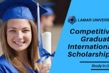 Lamar University (LU) 2021 Competitive Graduate international awards in USA
