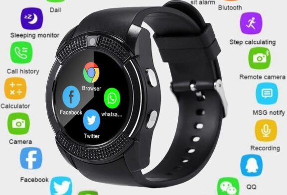 Smart Watch New V8,Price: 21,000FRW,Free delivery