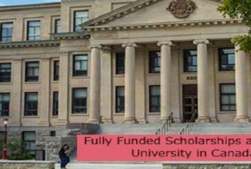 Fully Funded Scholarships at Redeemer's University Ede in Nigeria: (Deadline 15 September 2021)